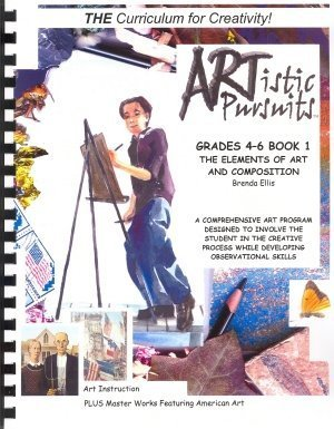Artistic Pursuits Book One: The Elements of Art And Composition