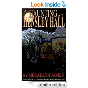 A Haunting at Hensley Hall (Ravynne Sisters Paranormal Thriller Book 1)