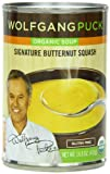 Wolfgang Puck Organic Signature Butternut Squash Soup, 14.5 Ounce Cans (Pack of 12)