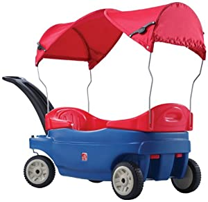Step 2 Versa Seat Wagon with Canopy