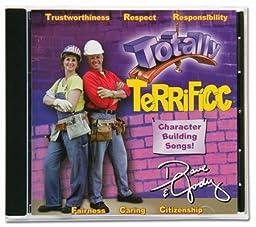 TRRFCC Songs CD: Totally TeRRiFiCC