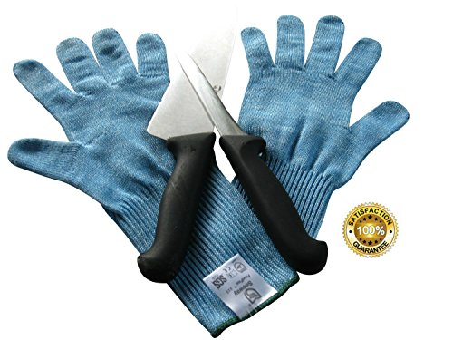 1st Class Cut Resistant Kitchen or Work Gloves