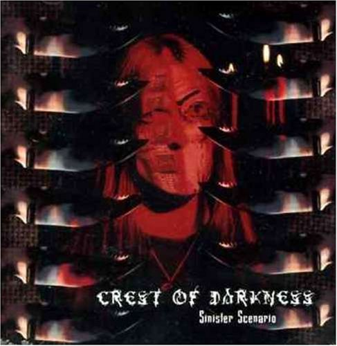 Sinister Scenario [German Import] by Crest of Darkness (2001-02-12)