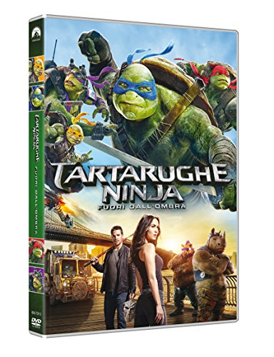 tartarughe ninja 2 - fuori dall'ombra DVD Italian Import