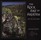 img - for The Rock Art of Arizona: Art for Life's Sake book / textbook / text book