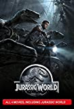 Jurassic Park 1-4 Collection (Bilingual)
