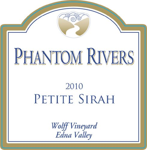 2010 Phantom Rivers Petite Sirah Wolff Vineyard 750 Ml