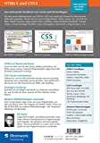 Image de HTML5 und CSS3: Das umfassende Handbuch. Inkl. JavaScript, Bootstrap, Responsive Webdesign u.v.m.