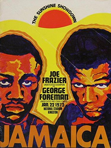 joe-frazier-vs-george-foreman-riproduzione-pugilato-promo-foto-poster-40-x-30-cm