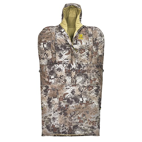 Slumberjack Thermal Cloak Weather Suit, Kryptek