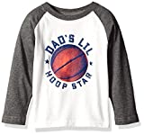 The Childrens Place Baby Boys Raglan Graphic Tee