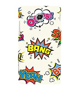 printtech Cool Swag Design Back Case Cover for One Plus X
