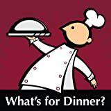 What's for Dinner? Premium - Recipe Cookbook and Shopping List