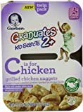 Gerber Graduates Kid Selects Chicken Nuggets, 6.52 Ounce (Pack of 8)