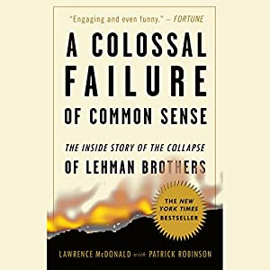 A Colossal Failure of Common Sense Hörbuch