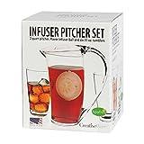 Acrylic Infuser Pitcher Set