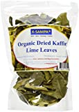 Your Kitchen Organic Dried Thai Kaffir Lime Leaves From My Farm (1.09 Ounce)