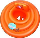 Bestway 91101 Swim ring flotador para natación - flotadores para natación (Swim ring, Naranja, Vinilo, Full color box)