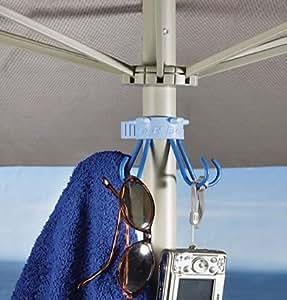 Umbrella Hook for Towels/Camera/Bags