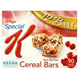 Kellogg's Special K Red Berry Bar 2x12x23g