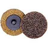 Mountian 8480 2-Inch Coarse Twist and Lock Style Surface Prep Disc