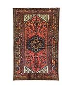 L'Eden del Tappeto Alfombra Hamadan Rojo / Multicolor 128 x 200 cm