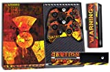 Designer Skin Sticker for the Xbox One Console With Two Wireless Controller Decals- Meltdown