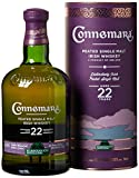 Connemara Irish Peated Malt 22 Years Old mit Geschenkverpackung Whiskey