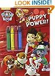 Puppy Power! (Paw Patrol) (Color Plus...