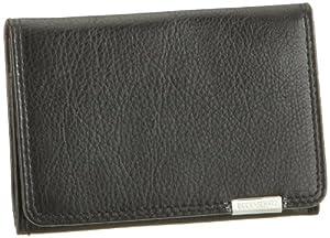 Bodenschatz Kings Nappa 8-616 KN 01, Unisex - Erwachsene Portemonnaies, Schwarz (black), 8x11x1 cm (B x H x T)