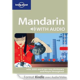Lonely Planet Mandarin Phrasebook & Audio