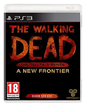 The Walking Dead - Telltale Series: The New Frontier (PS3)