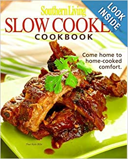 Southern living slow cooker cookbook 203 kitchen tested for Southern living login
