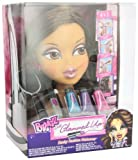 Bratz All Glammed Up Funky Fashion Makeover Styling Head Yasmin Brown Hair