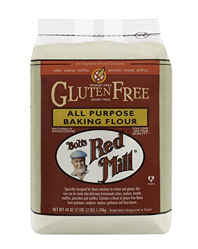 Bob 39 s red mill gluten free all purpose baking flour 44 for Atkins cuisine all purpose baking mix where to buy