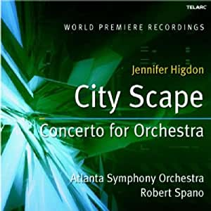 City Scape/Cto For Orch
