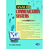 Analog Communication Systems available at Amazon for Rs.325