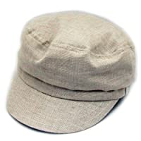 シンプル 無地 ワークキャップ 春夏帽子 綿 コットン レーヨン WORK CAP cap-6346