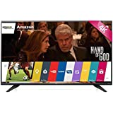LG Electronics 43UF7600 43-Inch 4K Ultra HD Smart LED TV (2015 Model)