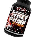 Whey Pump Extreme 600g biscuit - (galleta) - Más Poderoso Proteína Alguna vez
