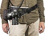 Cotton Carrier Endeavor Universal Belt System for DSLR & Compact Cameras + Wrist Strap & Neck Strap Combo Kit