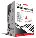 IK Mulitmedia Total Workstation 2-Instruments Bundle by IK Multimedia