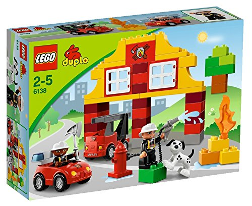 LEGO LEGO 6138 - Duplo Feuerwehrstation