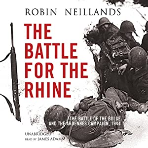 The Battle for the Rhine Audiobook