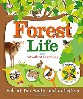 Book Cover: Forest Life and Woodland Creatures