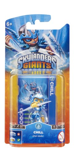 Skylanders Giants - Character Pack - Chill (Wii/PS3/Xbox 360/3DS)