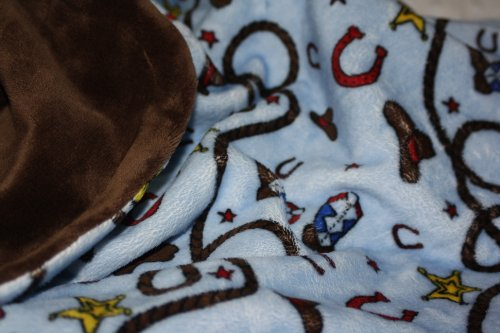 Cow Print Baby Bedding front-1044445
