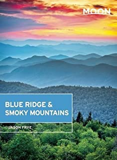Book Cover: Moon Blue Ridge & Smoky Mountains