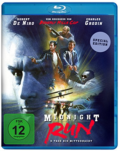 Midnight Run - 5 Tage bis Mitternacht [Blu-ray]