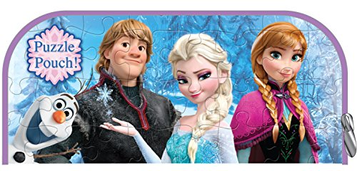 Frozen Puzzle Pouch (48-Piece)
